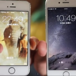 iPhone 6 et iWatch lors de la keynote