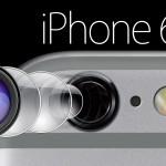 Un appareil photo de 12 MP sur l'iPhone 6S